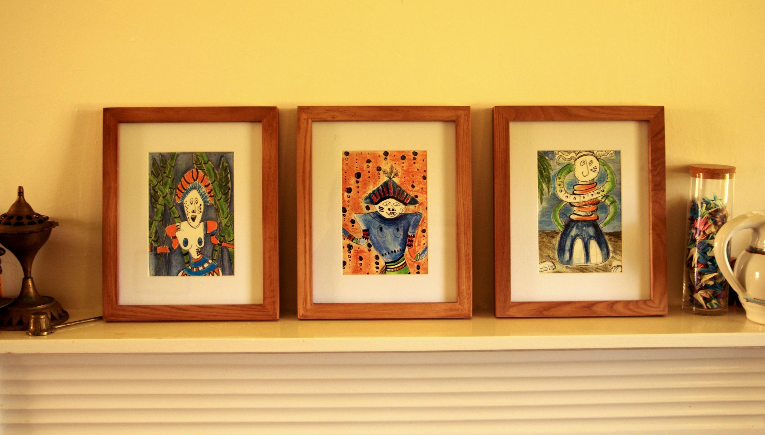 framing drawings