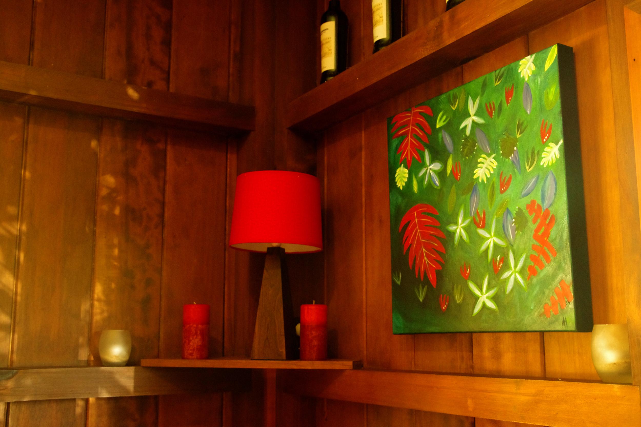 Stormflowers#2 at #HilliRestaurant