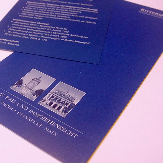 Rittershaus Conveyancy Brochure