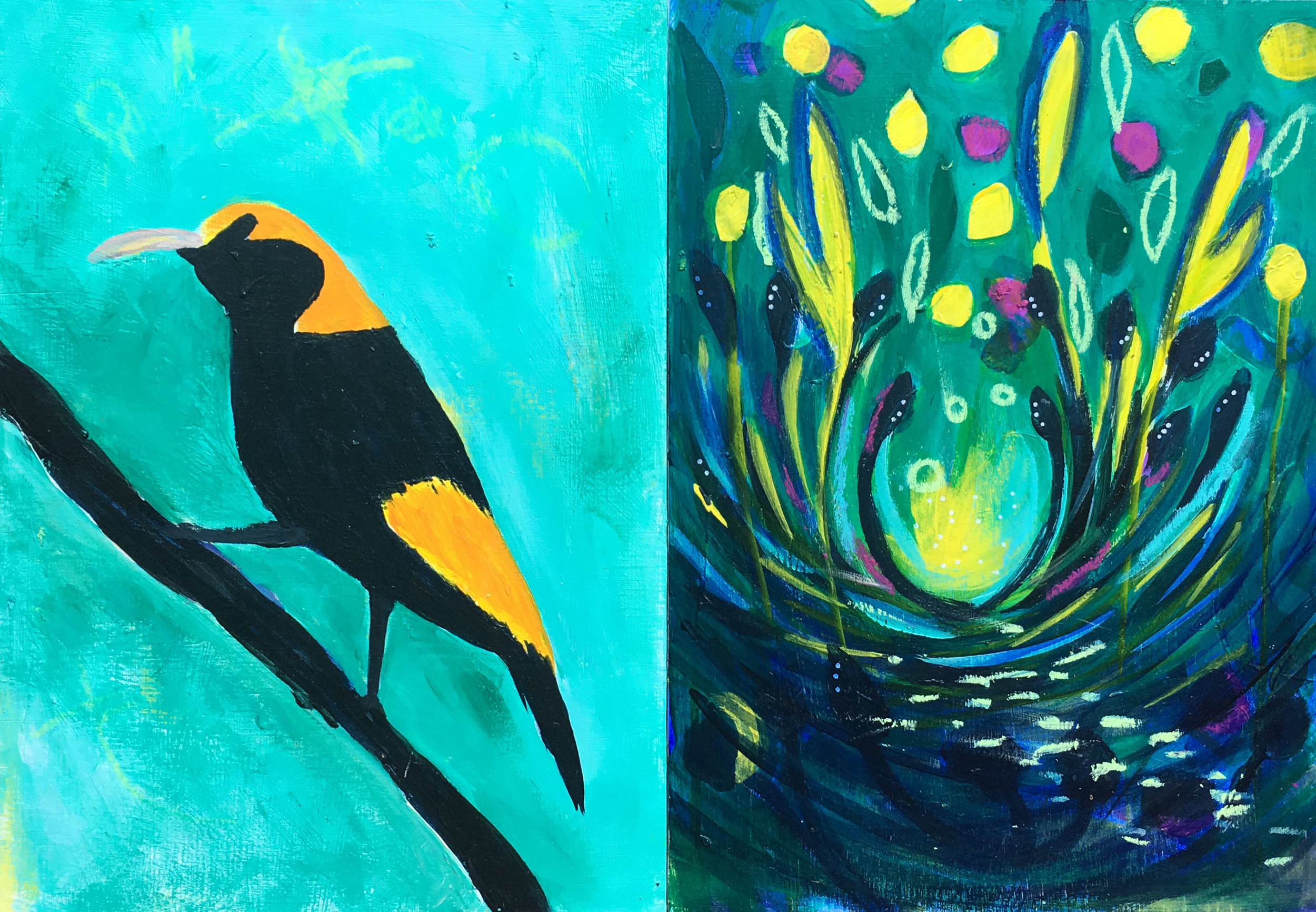Bird and Bower 2 - Work in progress