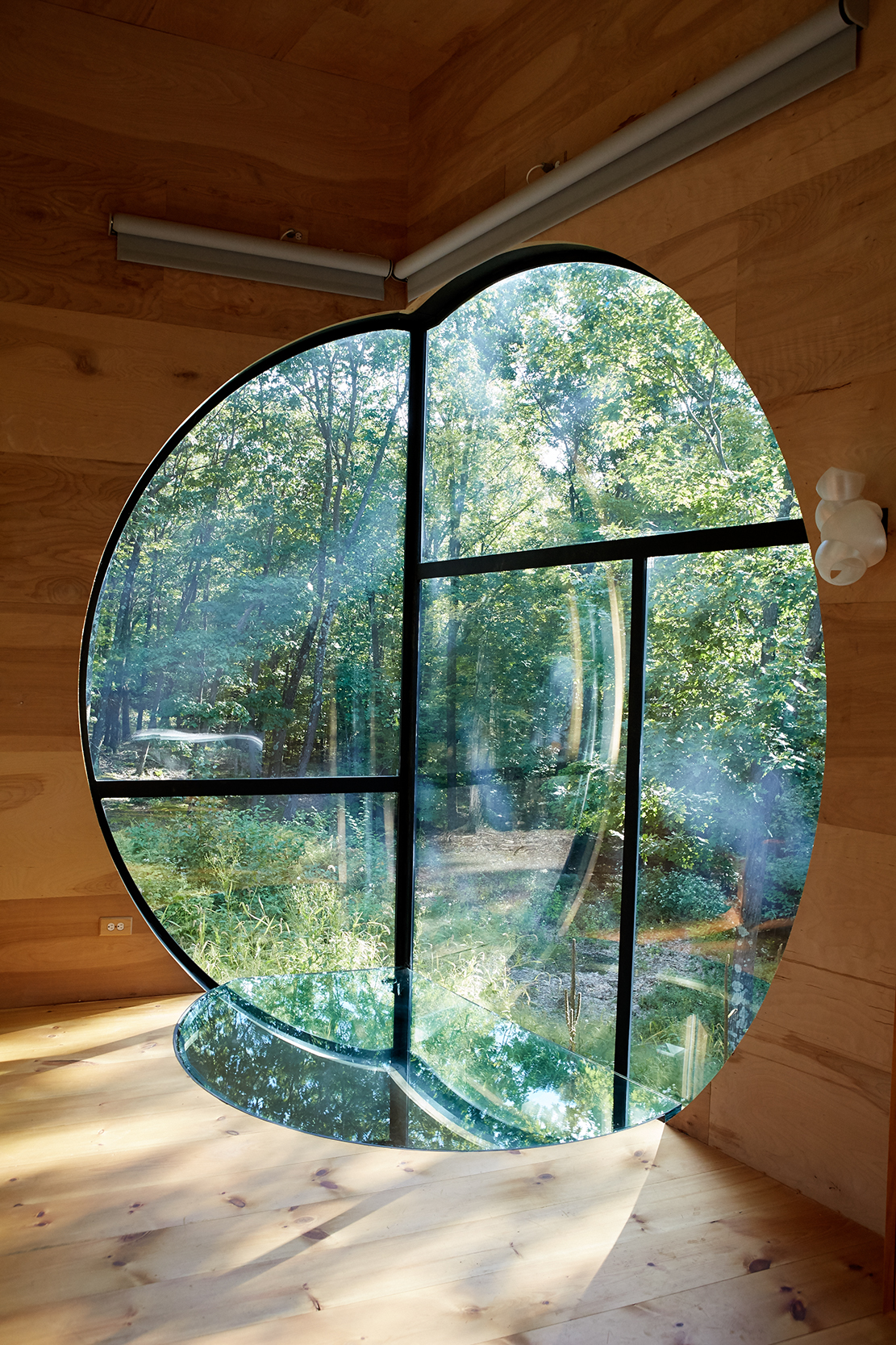 Interior of  Ex of In House , 2016 by Steven Holl