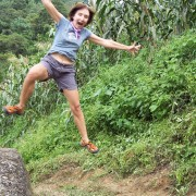 """""""I was stimulated mind, body and soul. In real life we search for ways to squeeze a little fun into our day, but in Guatemala fun was the day.""""   —Linda Kantner, Guatemala"""