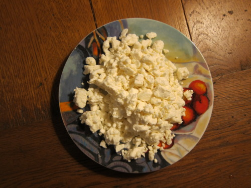 Hate to break it to you but you need some feta, too.