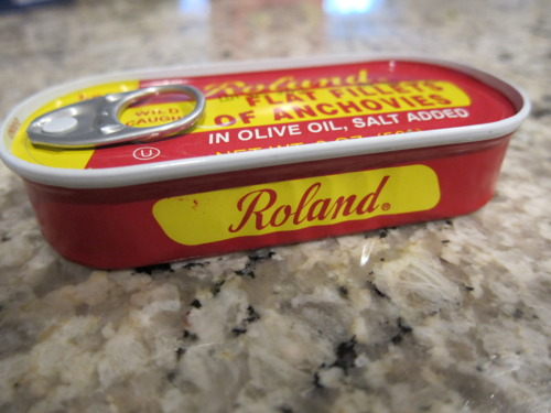 I know what you're thinking. Anchovies, gross. Only Ninja Turtles like anchovies.