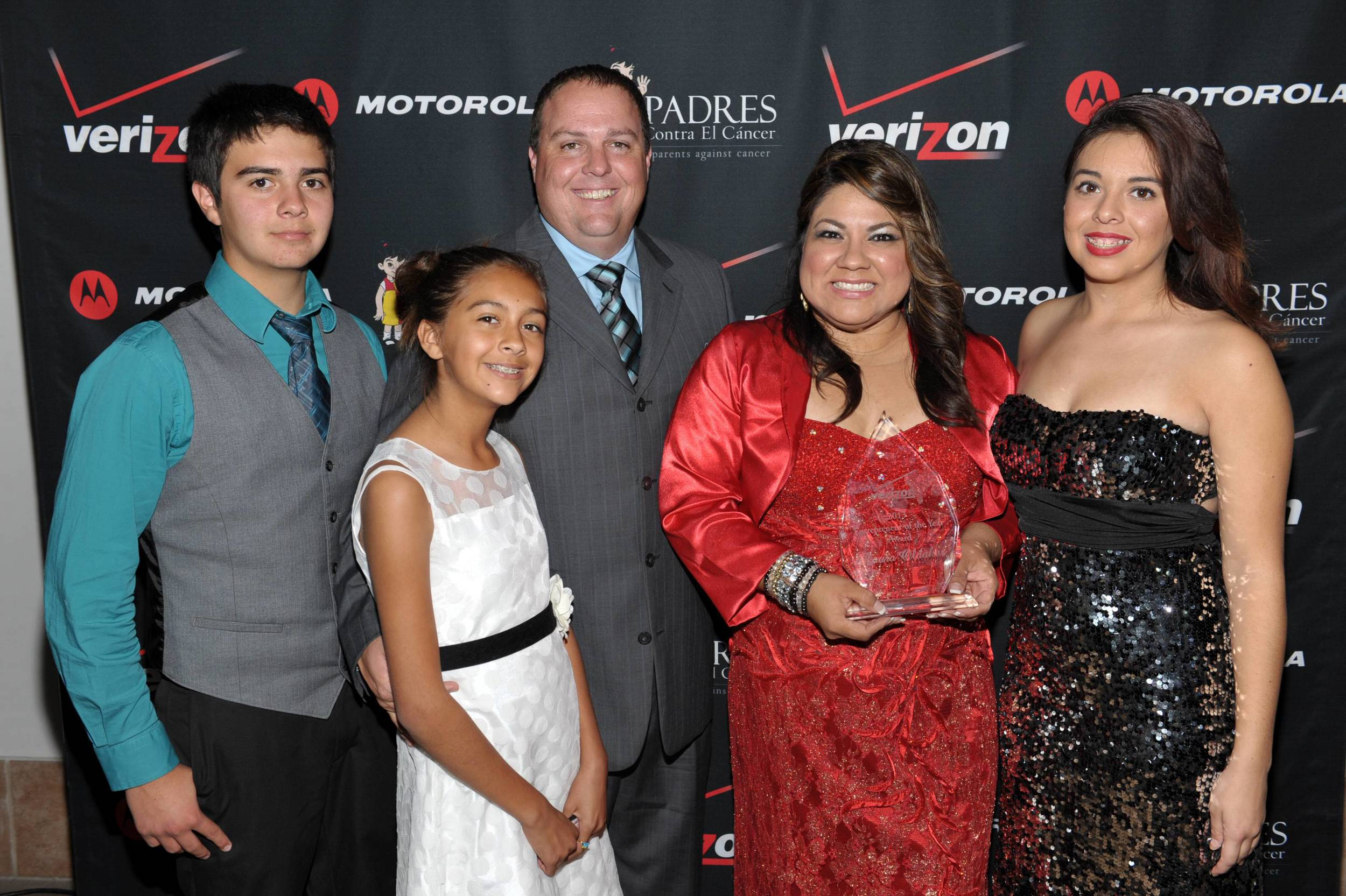 The Verizon Fifth Annual Latino Entrepreneur of the Year Awards Gala