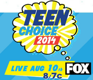 EEN CHOICE AWARDS     Find out if Pitbull takes home any 2014 Teen Choice Awards on August, 10th at 8/7c on FOX!       MORE INFO HERE >
