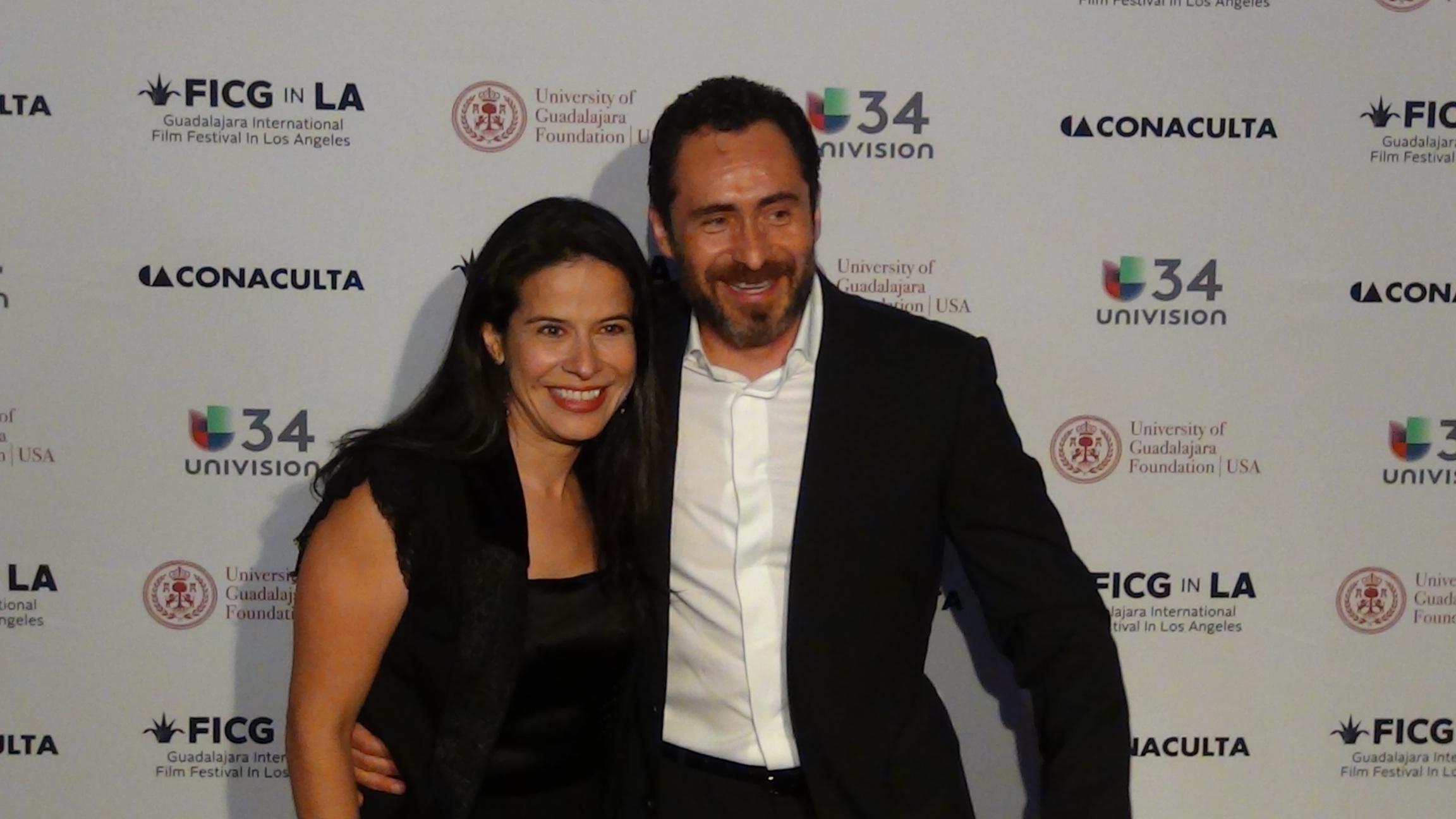 Arcelia Ramirez y Demian Bichir 6439.JPG
