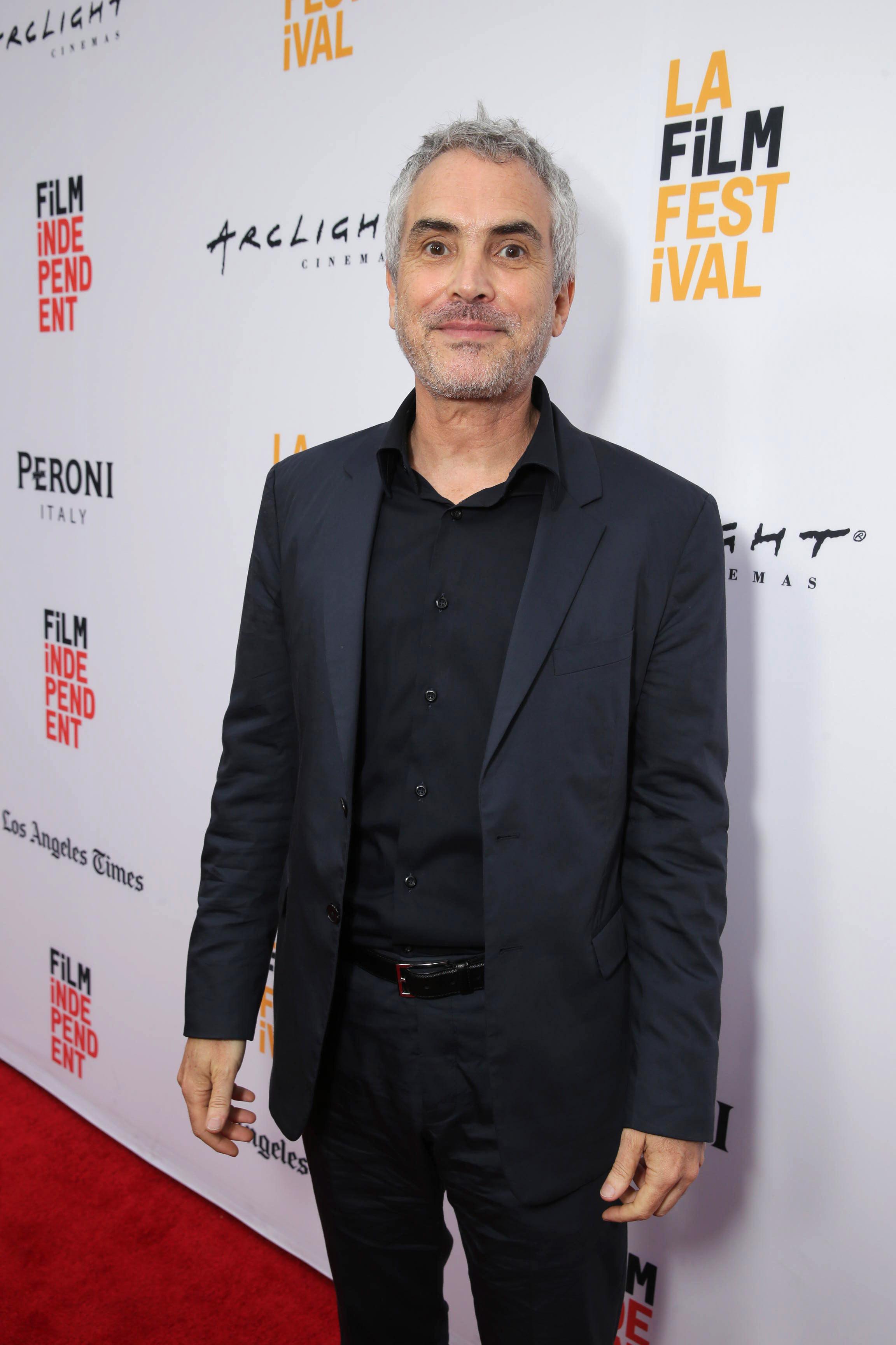 """STX Entertainment's Premiere of """"Desierto"""" at 2016 LA Film Festival Closing Night"""