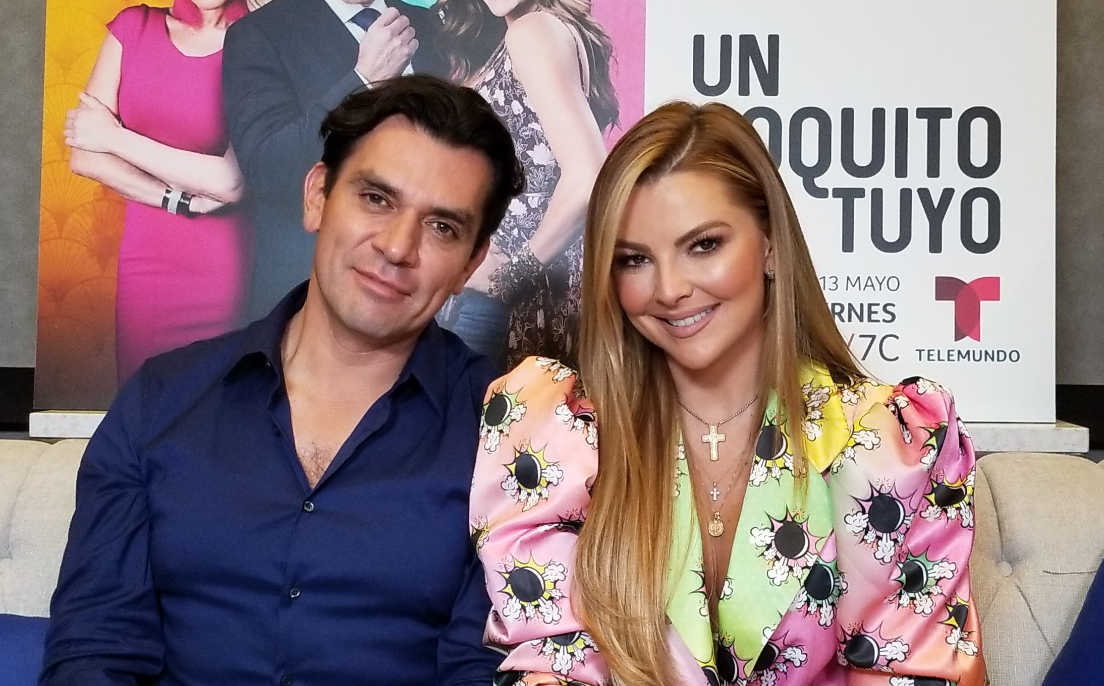 Jorge Salinas y Marjorie de Sousa en Un Poquito Tuyo.jpg