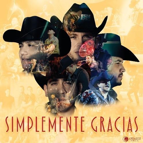 """Hoy  CALIBRE 50  suma un logro más a su exitosa carrera, ya que el tema  """"SIMPLEMENTE GRACIAS"""" se apodera del #1 dentro del chart  REGIONAL MEXICANO DE BILLBOARD . Esta canción es la carta de presentación de su nuevo álbum también titulado  """"SIMPLEMENTE GRACIAS""""  que estará disponible el próximo 16 de agosto en todos los formatos.   Edén Muñoz  quien es el autor de  SIMPLEMENTE GRACIAS , hoy por hoy destaca como uno de Los  CANTAUTORES  más reconocidos y considerado como entre los 10 compositores Latinos más sobresalientes de acuerdo a la revista  Billboard   Otro mérito digno de resaltar es que el video de esta gran composición cuenta con +60 millones de reproducciones en YouTube a sólo algunas semanas de su lanzamiento. Sin duda  CALIBRE 50  rompe paradigmas y sobresalen sus composiciones y producciones más allá del Género Regional Mexicano, poniendo muy en alto la música que representan."""
