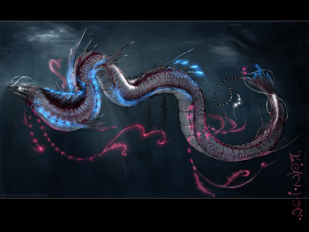 second example of fantasy eel