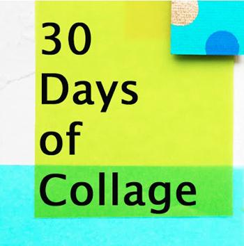 30daysofcollage