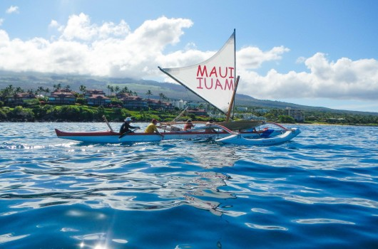 On The Water in Maui, HI