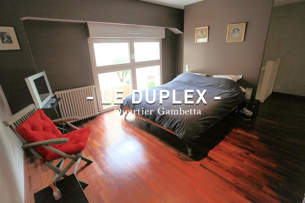 « Le Duplex » Grand T2 de 60 m2 à 50m de la place Gambetta