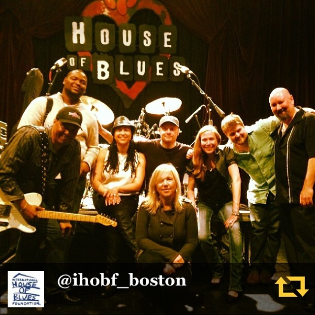 RG @ihobf_boston: Thanks for another great season BSH Band ⭐️#cool #care #creamofthecrop @prj80  @mikey_ad @ahjonesmusic #musiceducation #bluesmusic #gospel #soul #funk #rocknroll #jazz #ihobf #hobboston #bluesschoolhouse #bluesistheroots #livemusic #houseofblues #dropthemic #regramapp