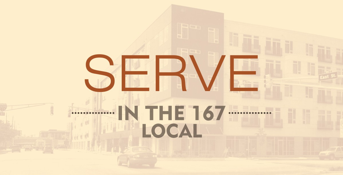 Serve People in Our City