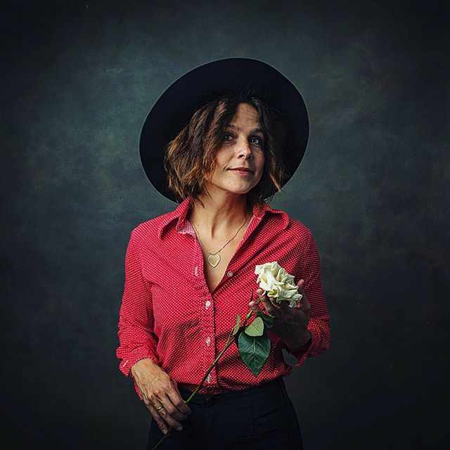 More May. More flowers. #portraitphotography #portrait #portraits #portraits_ig #profoto #westcottlighting #mayerlewine
