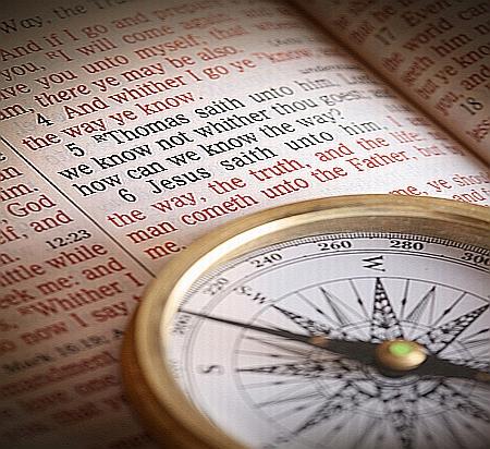 Need Direction  Jesus is the way  John 14:6