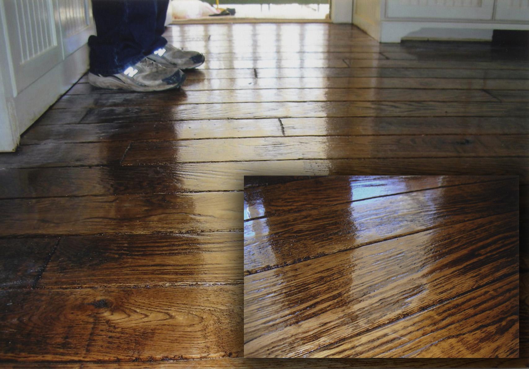 Handscraped Oak floors.jpg