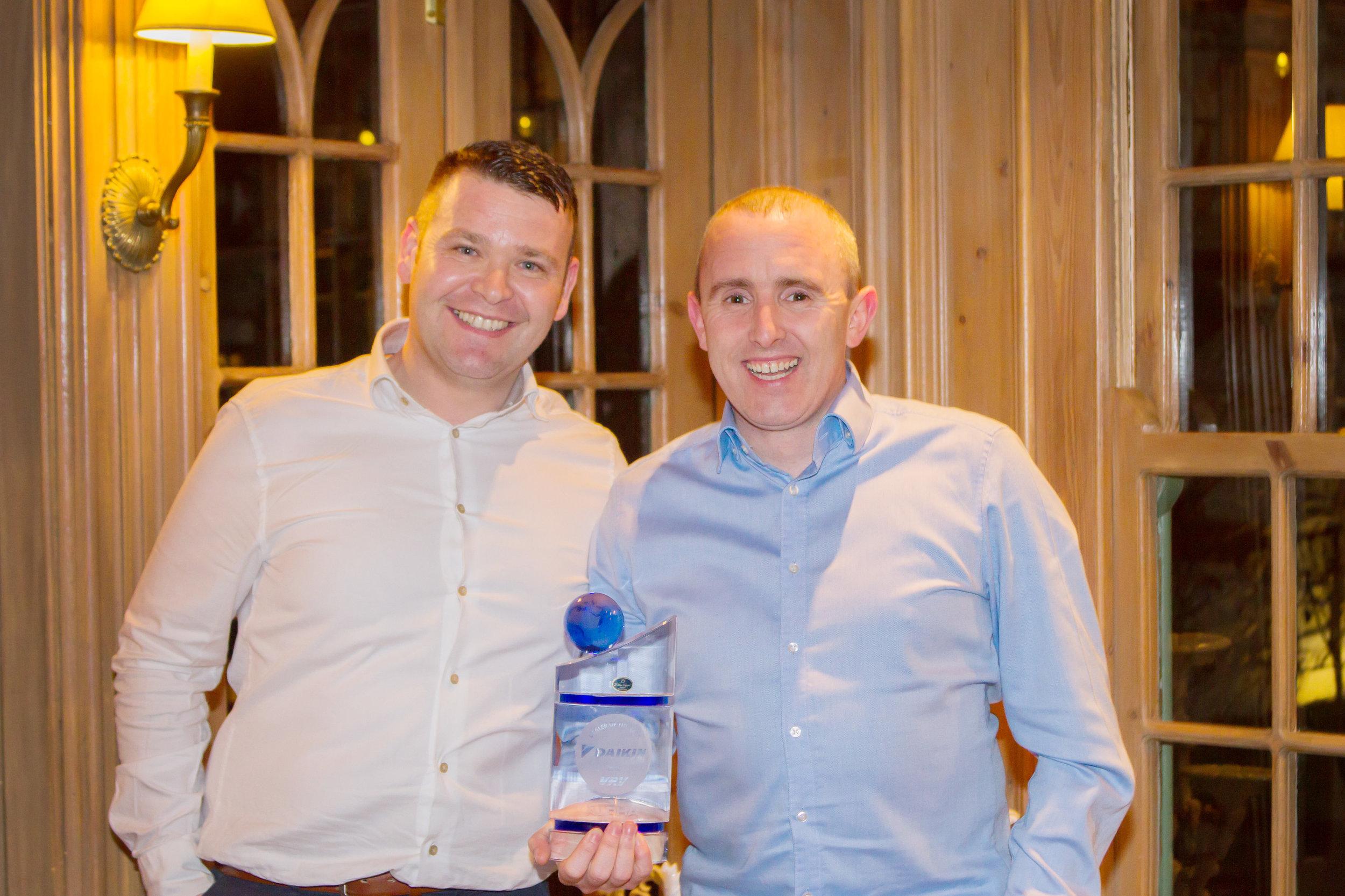 Vincent Geraghty & Alan Kelly - Directors: Alpha Mechanical Services Ltd