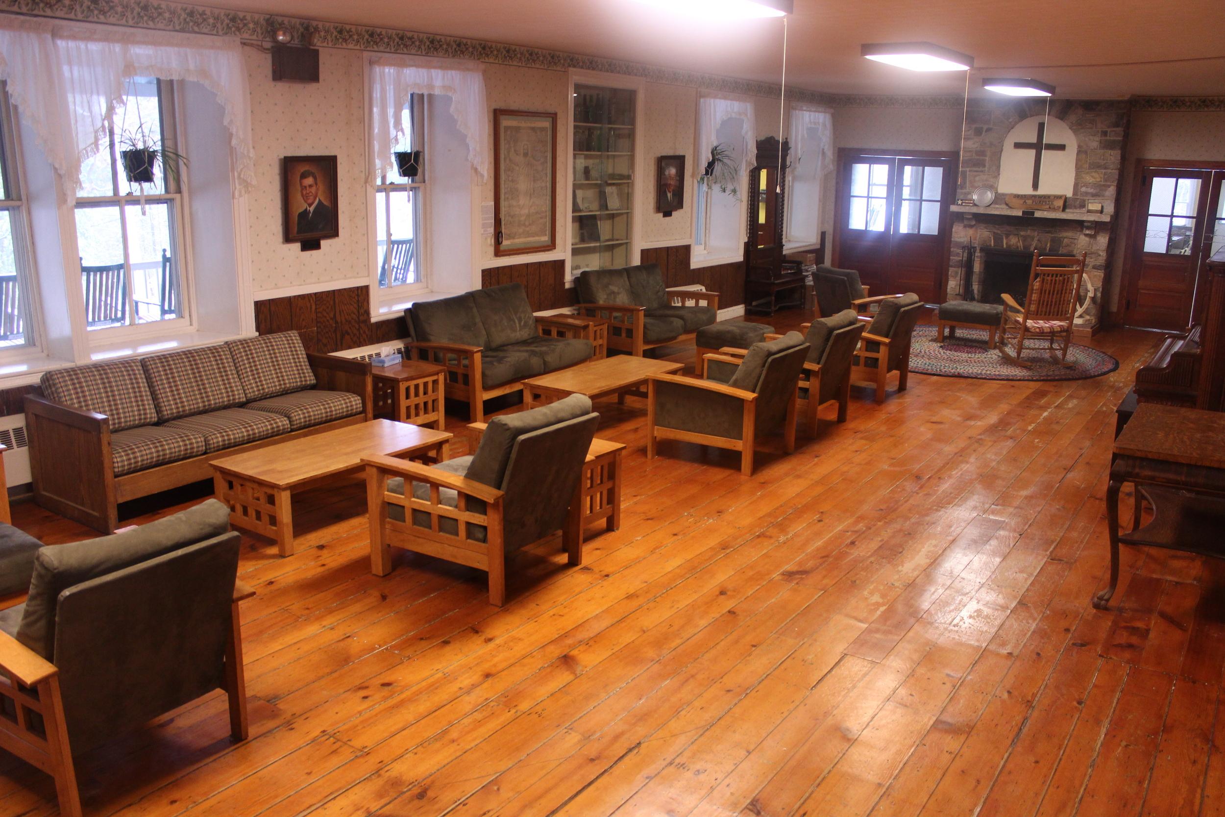 Main Lodge - Lobby