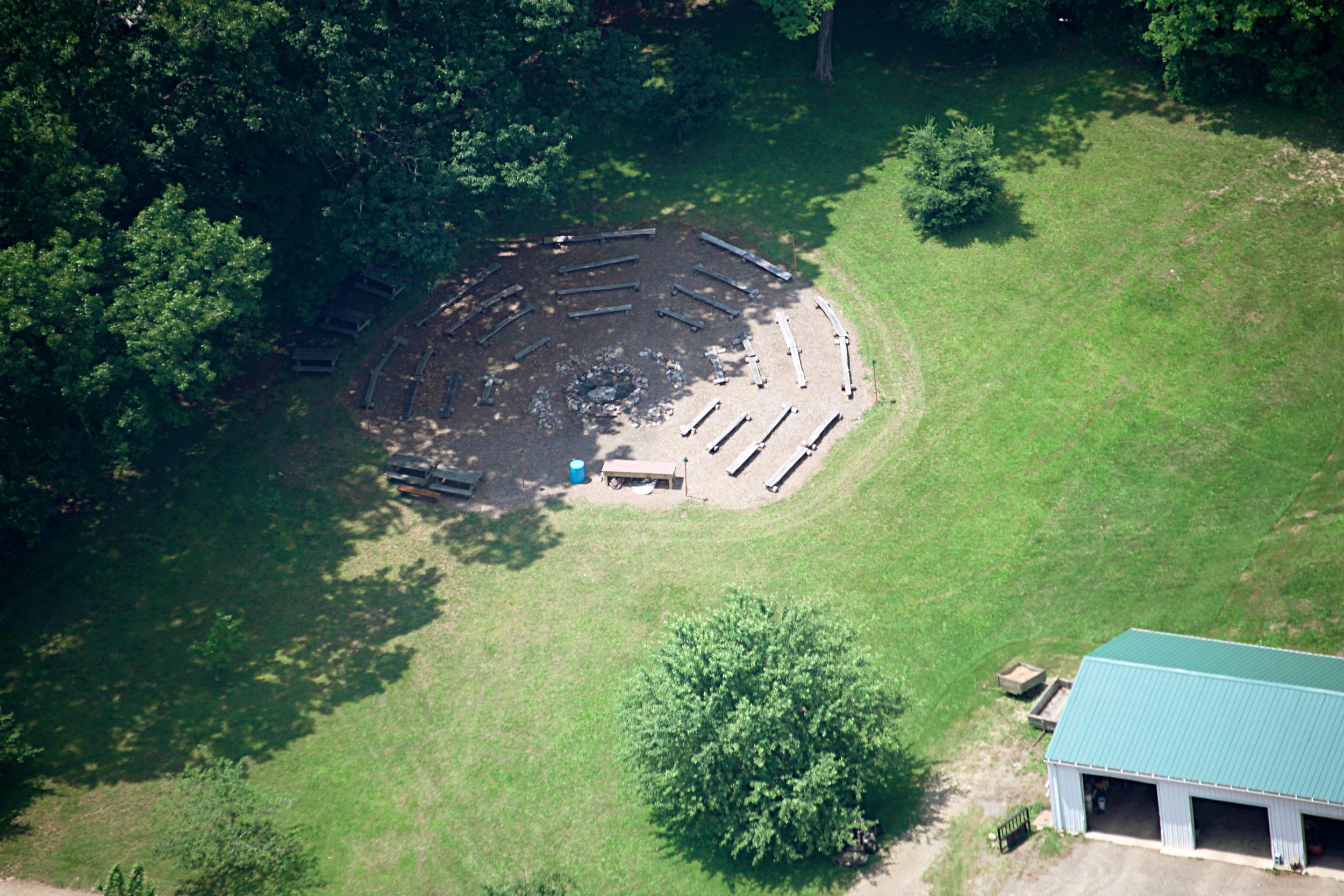 Orchard Campfire Circle