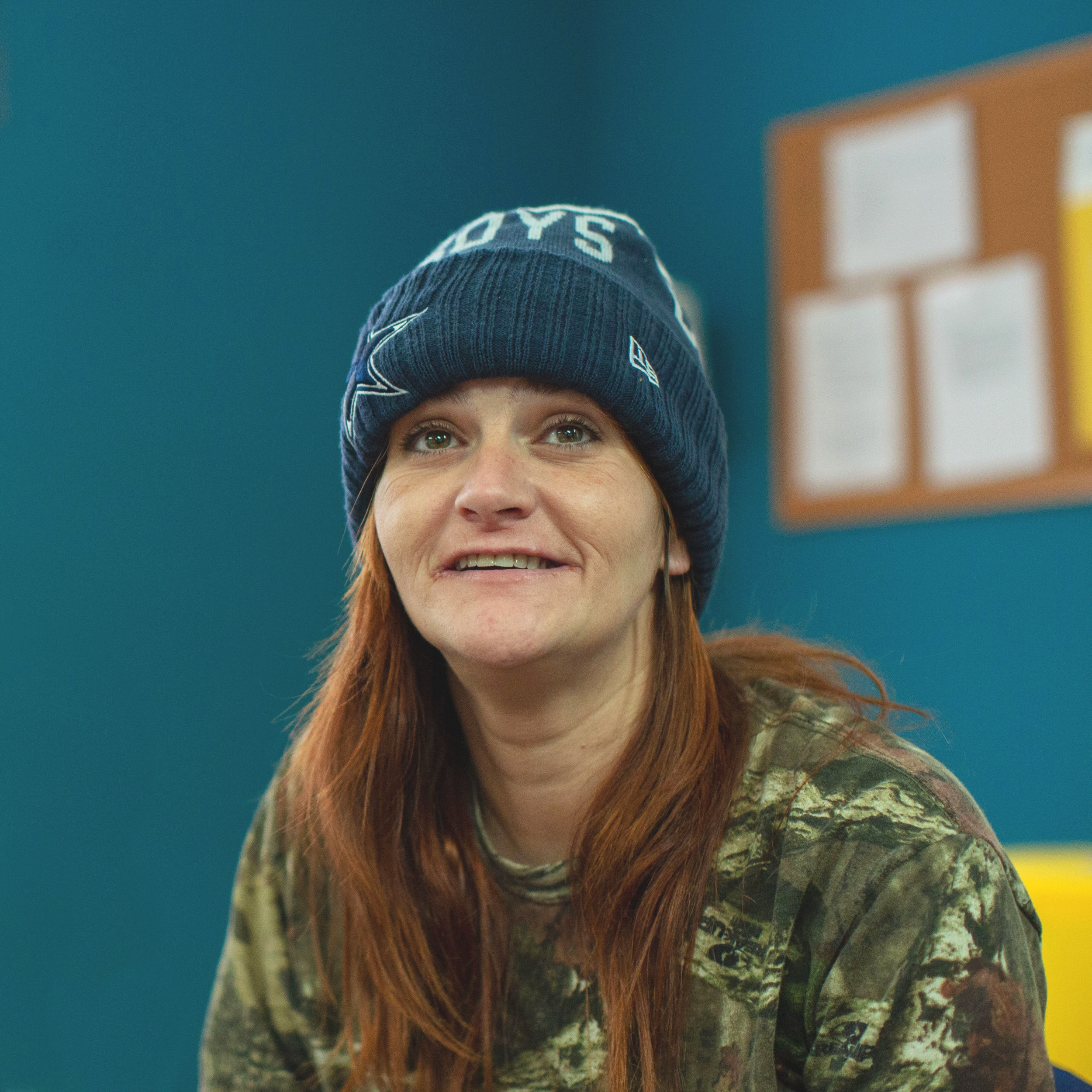 """Meet Charlotte, Groups Recover Together Member - """"Suboxone, along with therapy, like this group, it saved my life. And I don't get high on Suboxone, I get normal. I don't wake up in the morning and think, where am I going to get my next fix and then have to hustle. I was sick and tired of being sick and tired."""""""