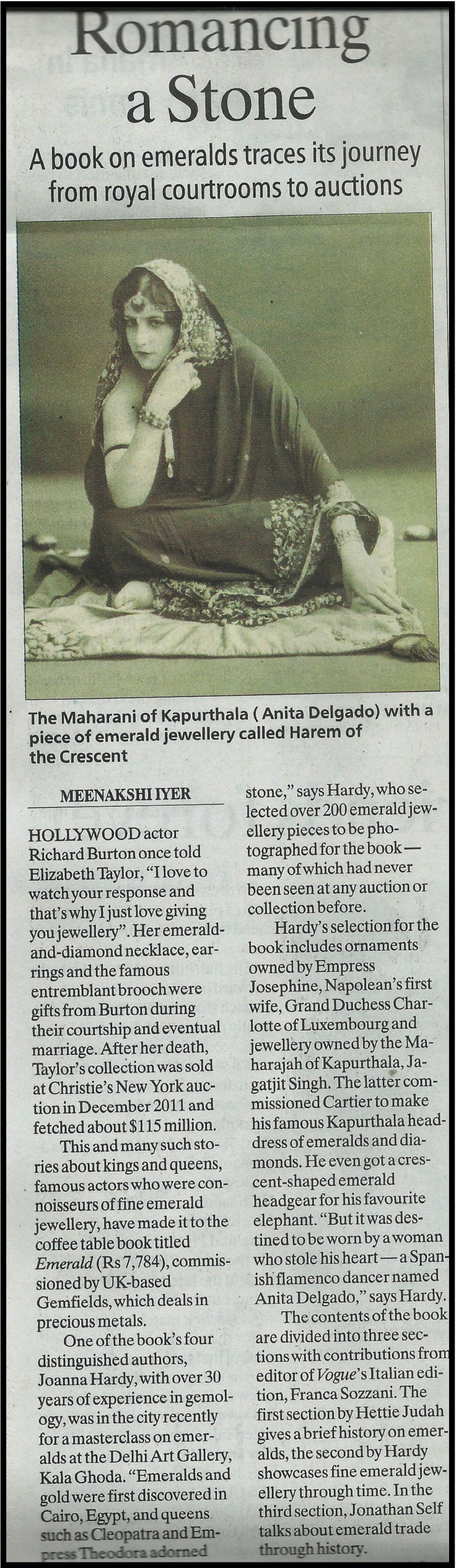 The Indian Express 6th March 2014