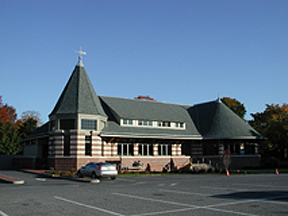 Cos Cob Library, Greenwich CT