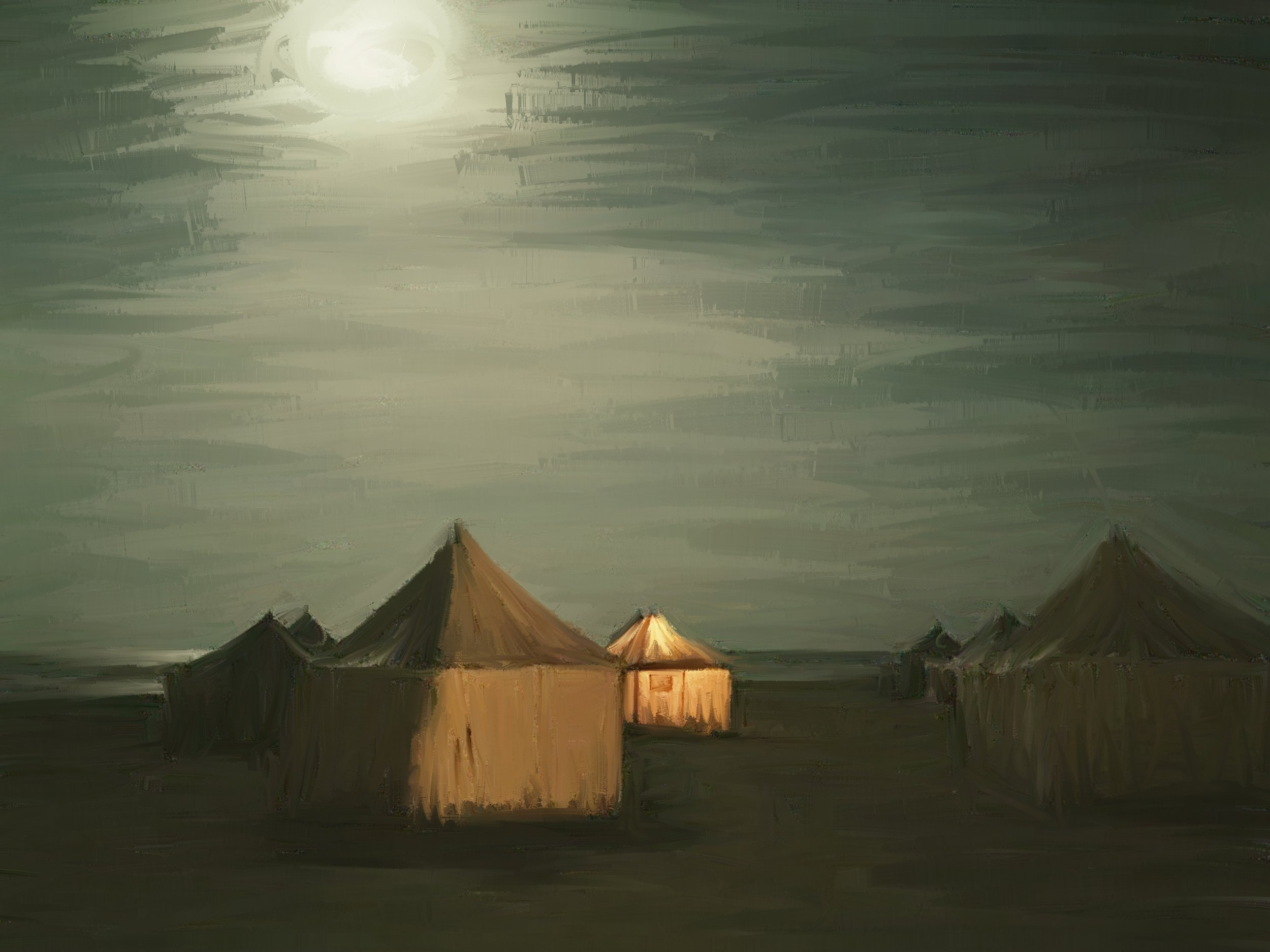 Moonlight Tents 2