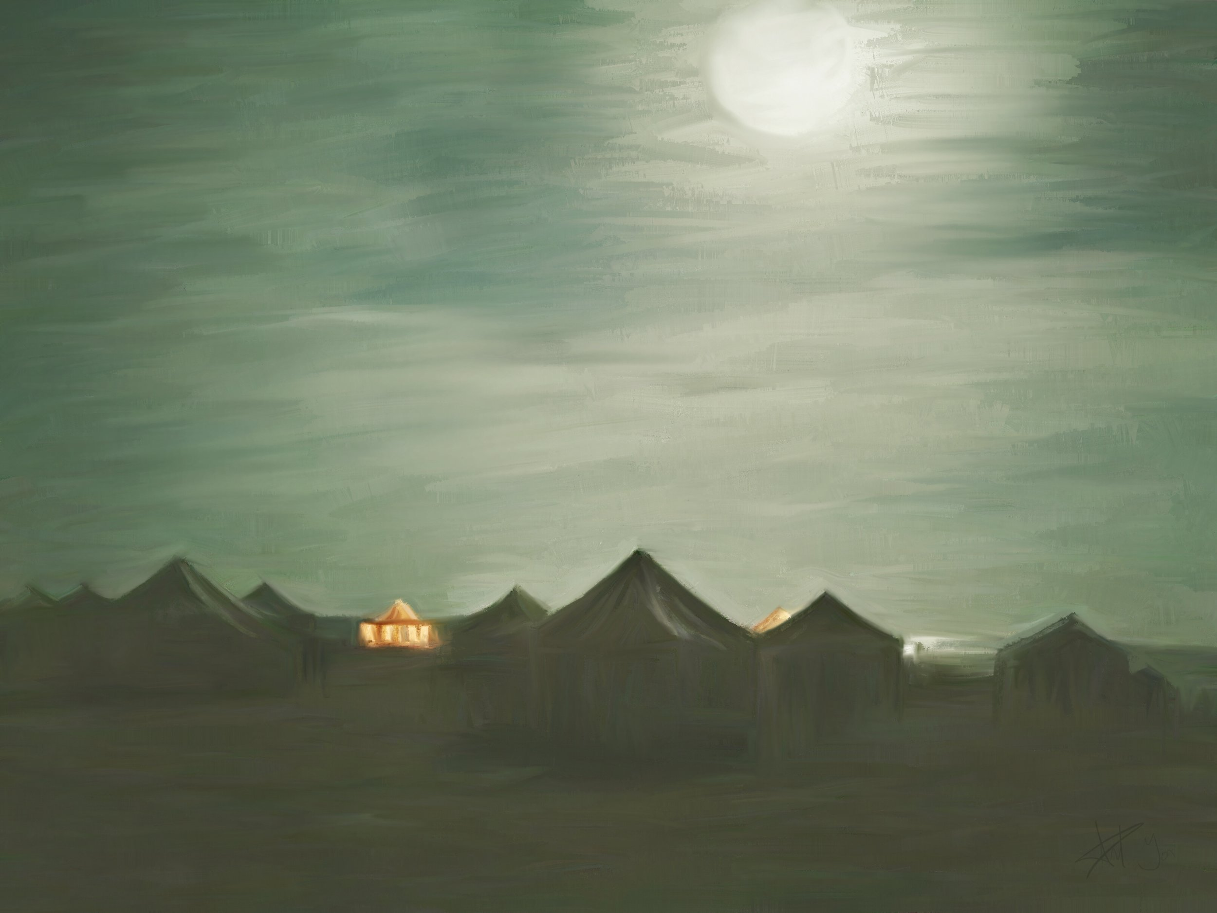Moonlight Tents 3