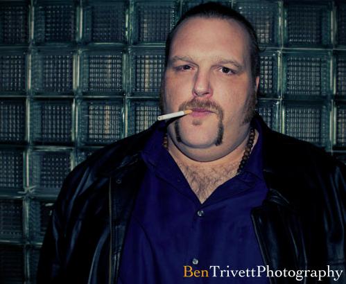 Peter Aguero, photo by Ben Trivett