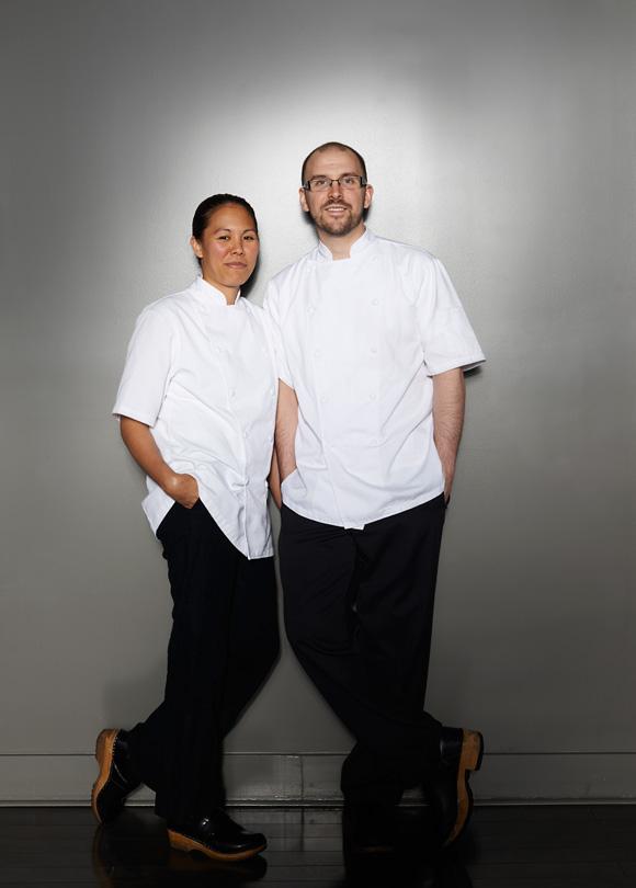 Kim Floresca & Daniel Ryan