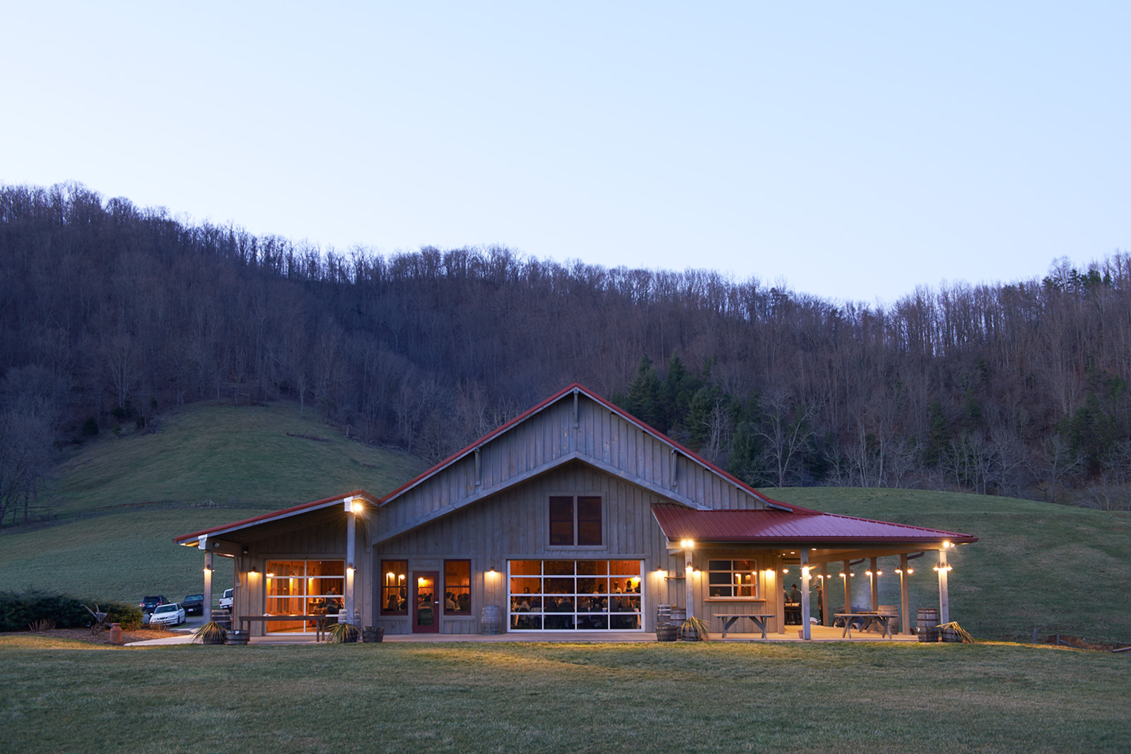 Claxton Farms, Weaverville, NC