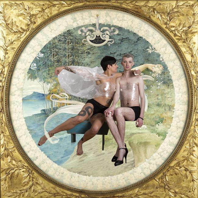 Eros et Psyché  from  The Last Seduction