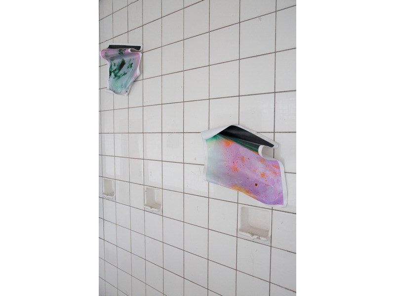 Solo exhibition of site responsive work at PACT Zollverein in Essen, Germany.