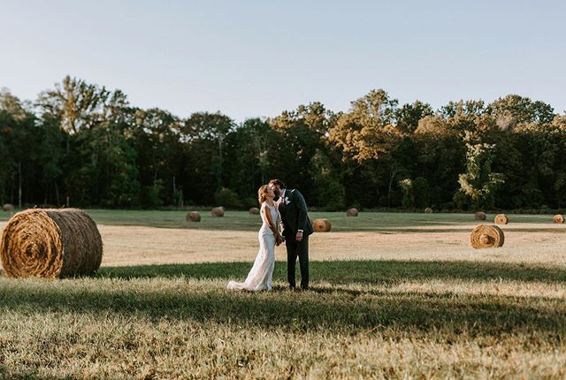Sunset field time with Allison + James from this past weekend 😍 . . . #Fallwedding #fall #hydepark #vintagewedding #fieldwedding #hudsonvalley #wedding #nature #rustic #weddingphotographer #adventurouswedding #radcouples #weddingday #rusticwedding #hudsonvalleyweddingphotographer #couplegoals #hydebride #hudsonvalleywedding #sunset #rusticweddingdecor #bohoweddings #fallvibes