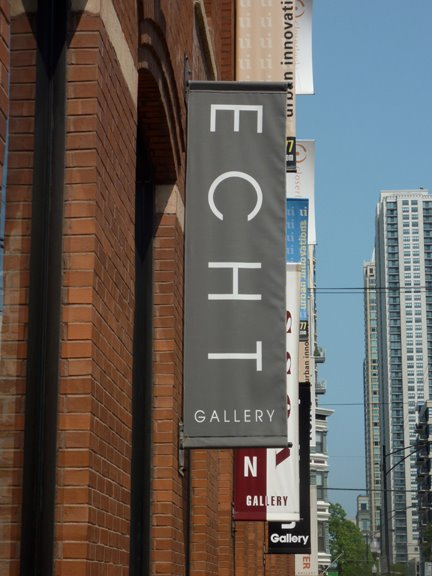 Canlis Glass | Seattle Glass Artist | ECHT Gallery