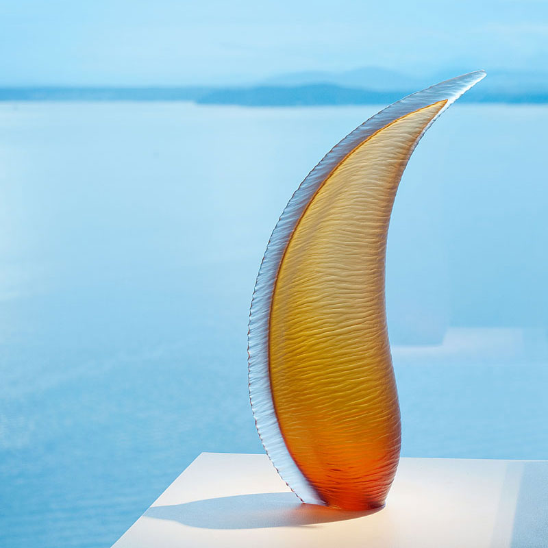 Seattle Glass Artist | Breathe