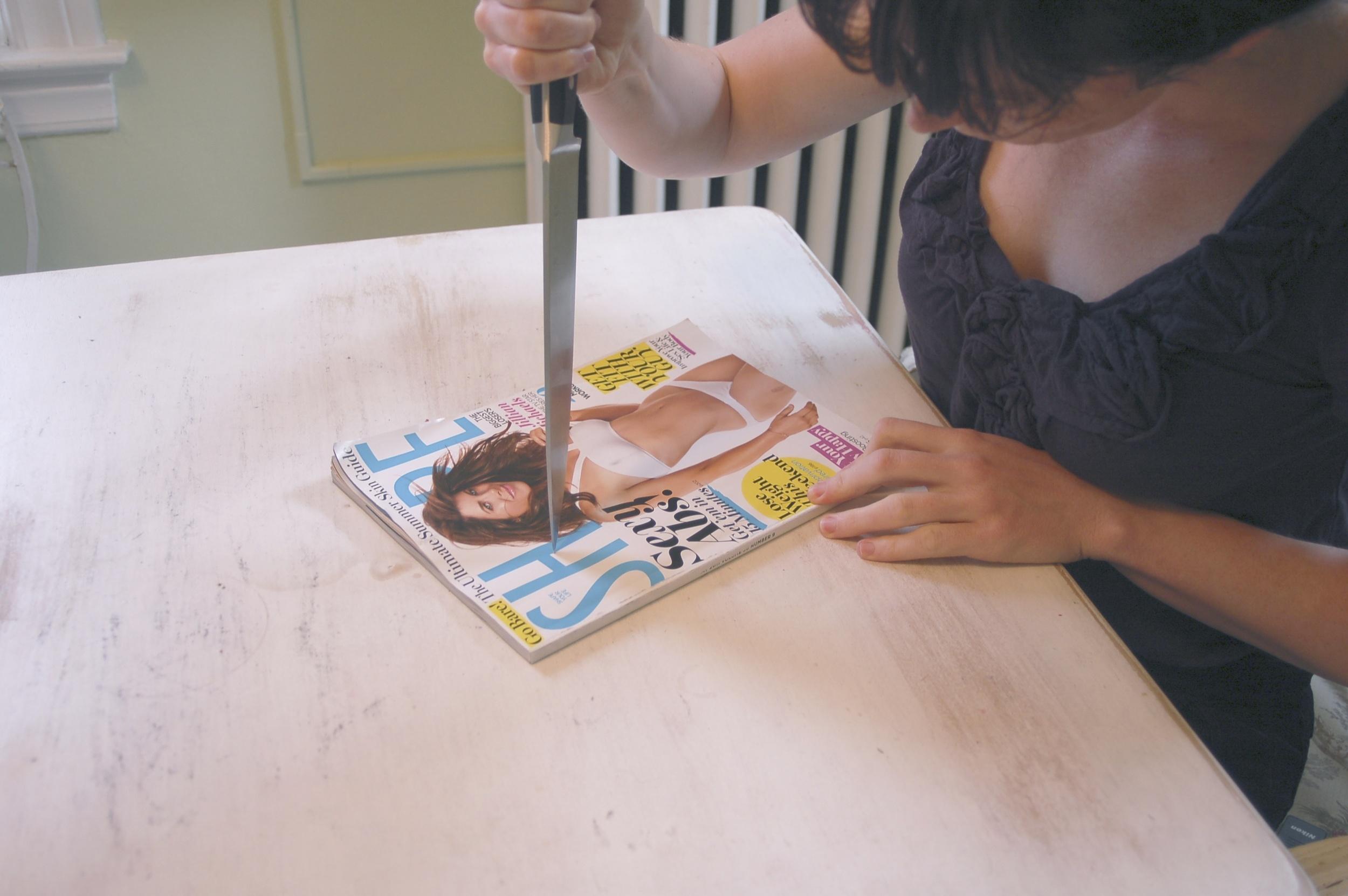 Jillian Michaels Shape Magazine 5