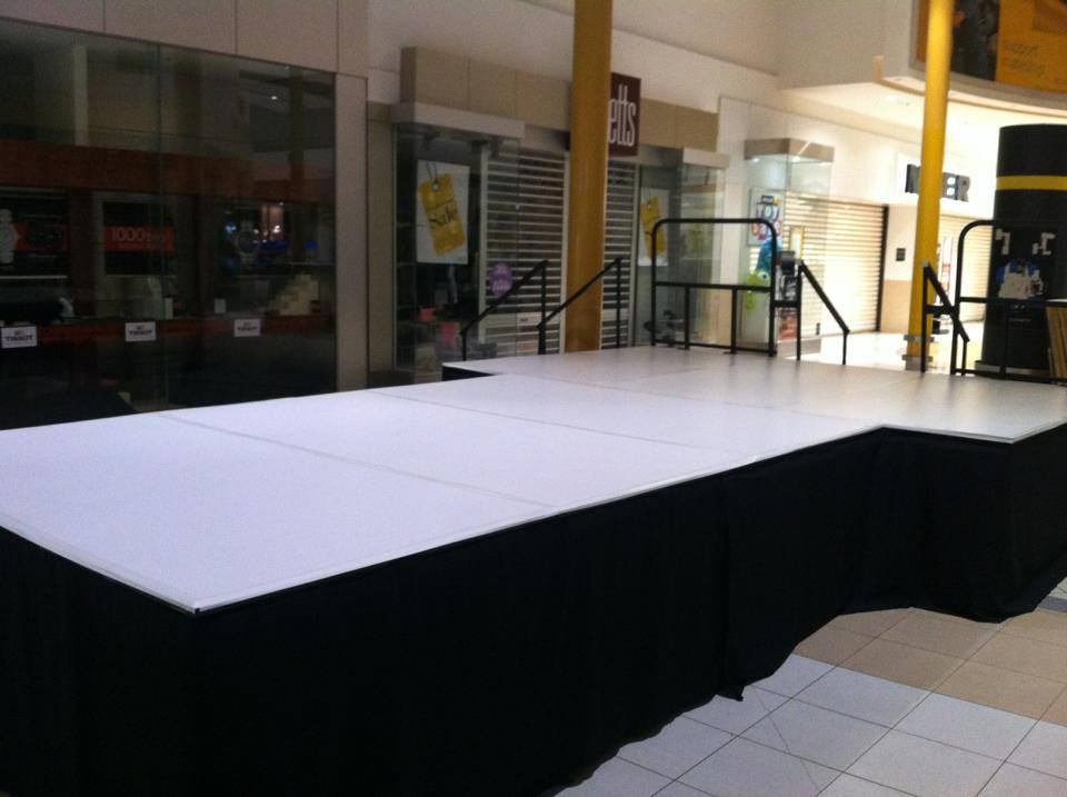 Shopping Centre Promotional Event