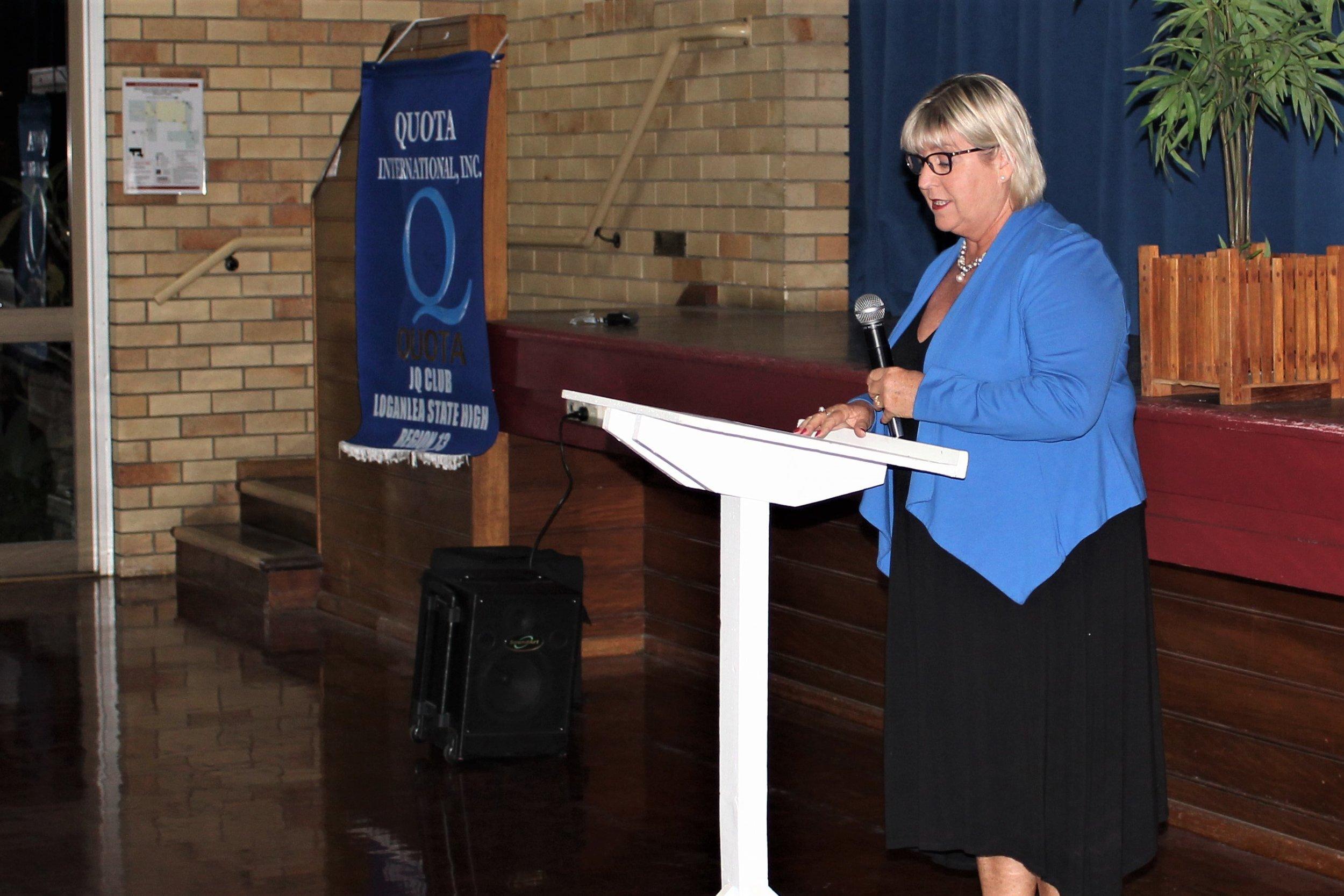 05 Judy Getting Proceedings Underway.JPG