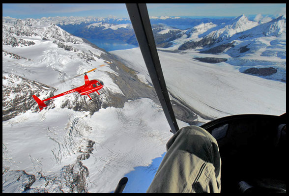 Alpine Air Alaska, my pov!
