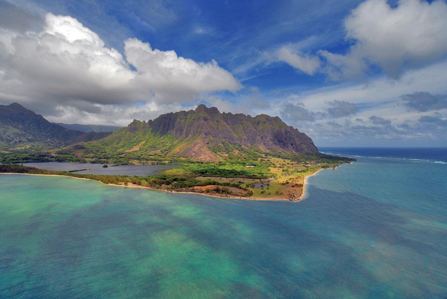 Kaneohe Bay, Hawaii