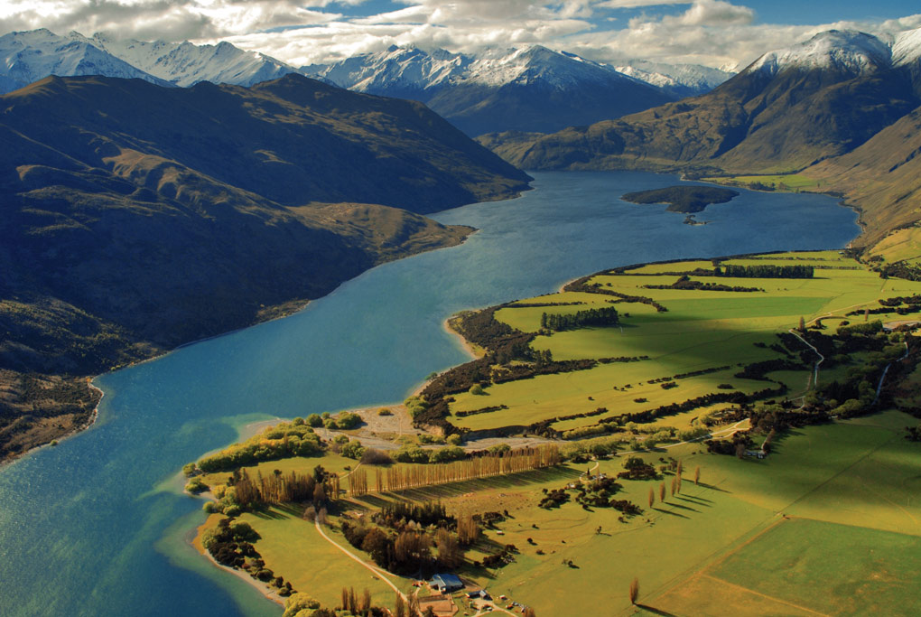 NEW ZEALAND  The South Island
