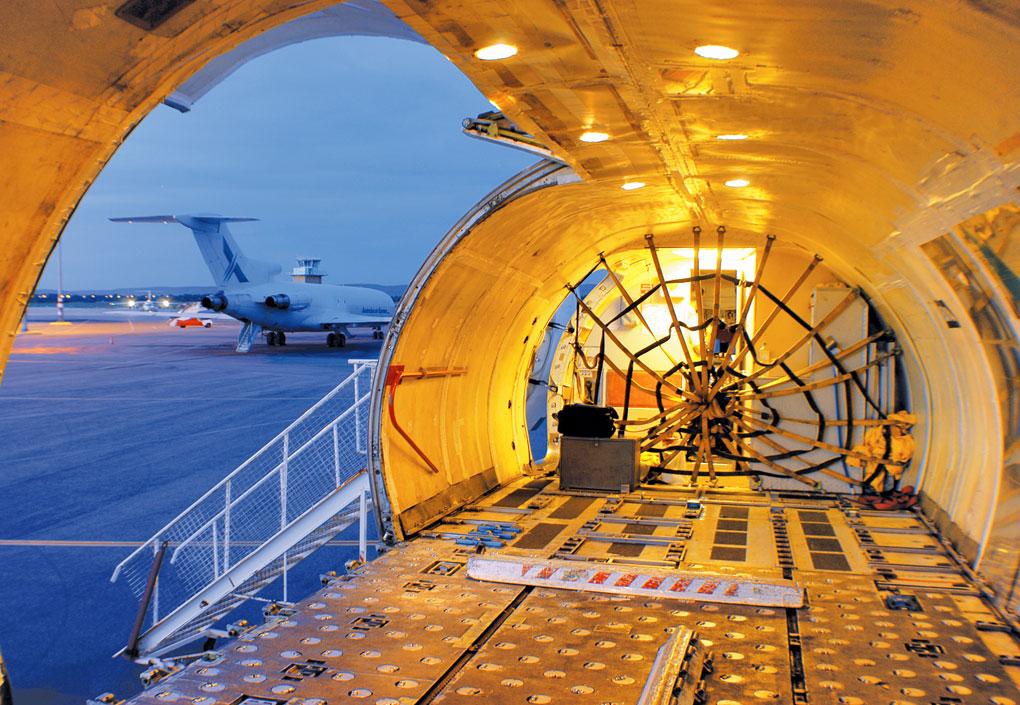 Boeing 727 transports