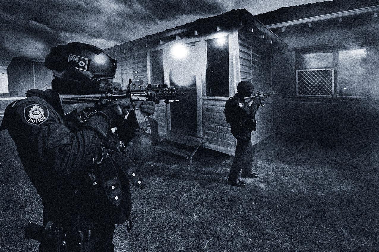 Western Australian Police