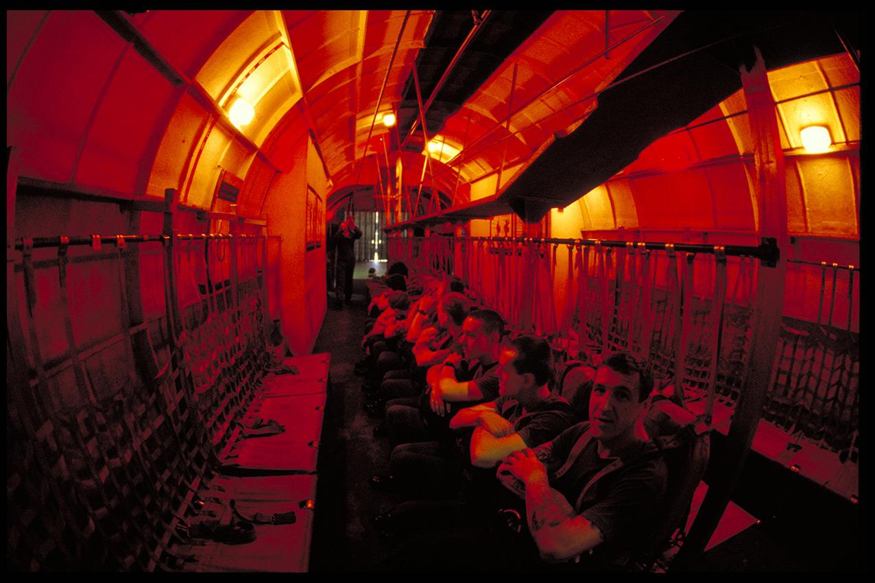 No1 PTS, RAF Brize Norton, UK