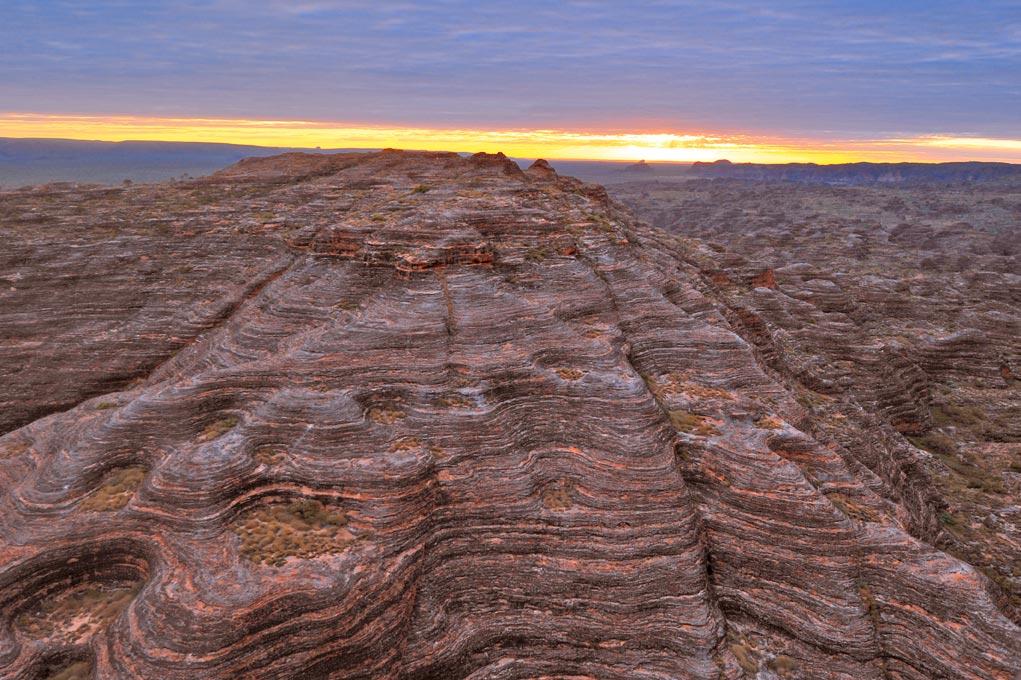 The Bungle Bungle Range, Western Australia