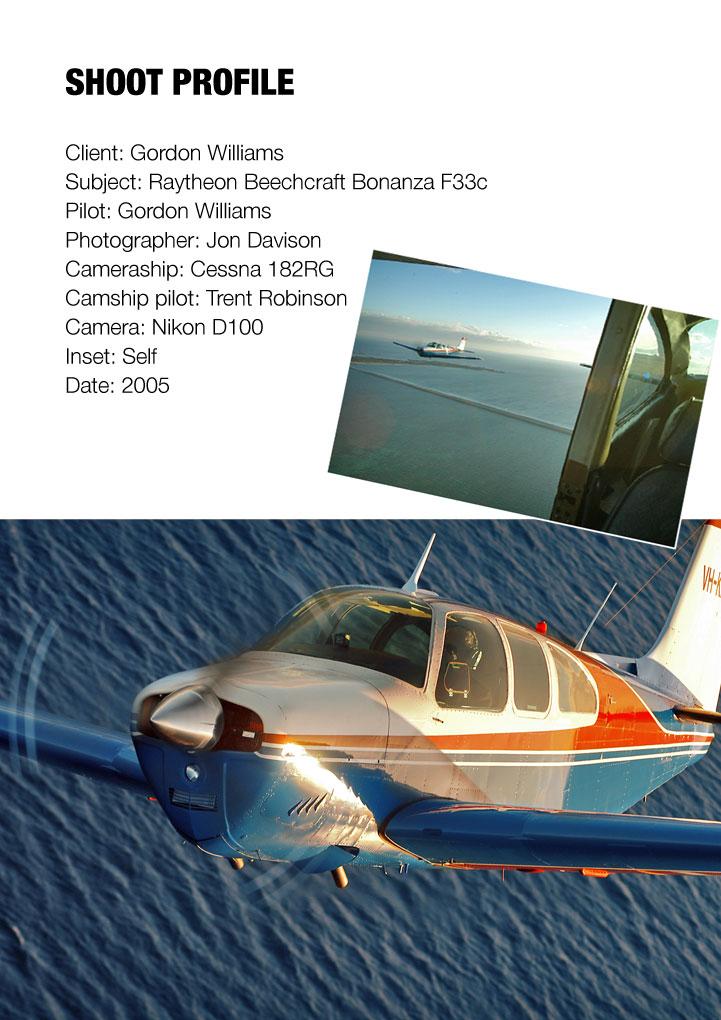 Beechcraft Bonanza F33C